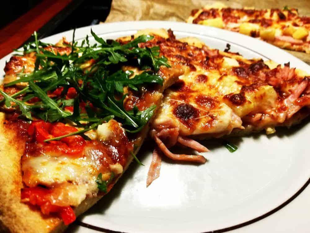 Glutenfri Pizzabunde