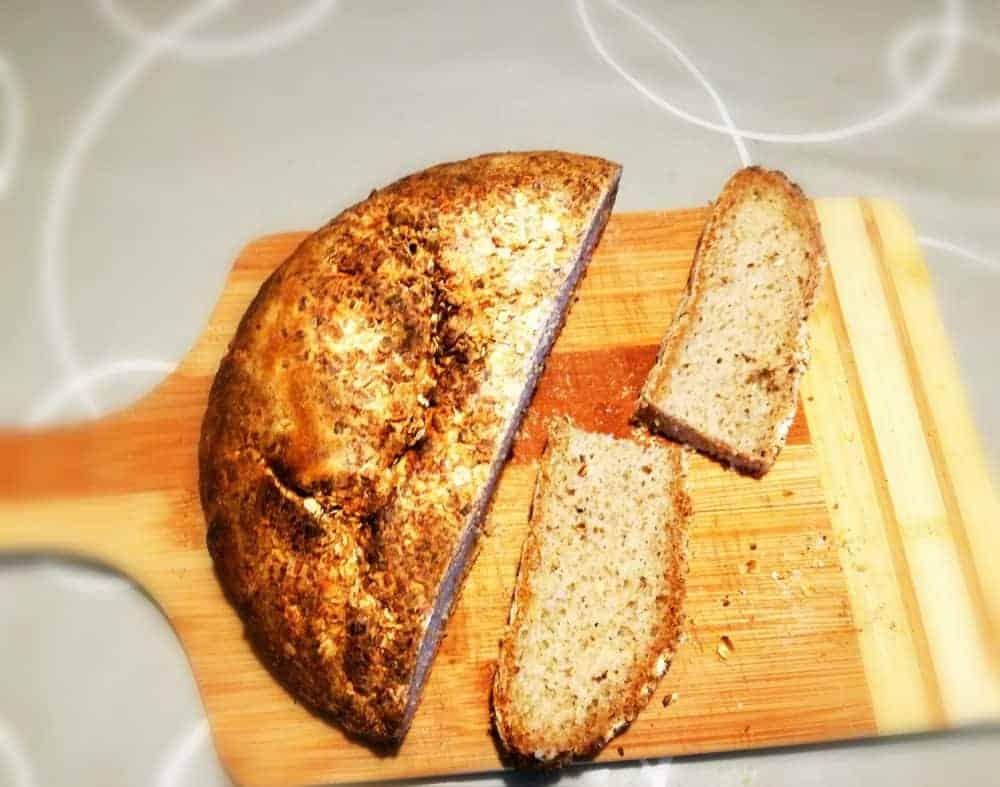 Glutenfri Havrebrød