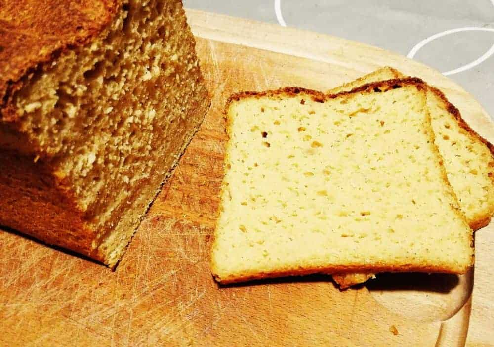 Glutenfri Toastbrød