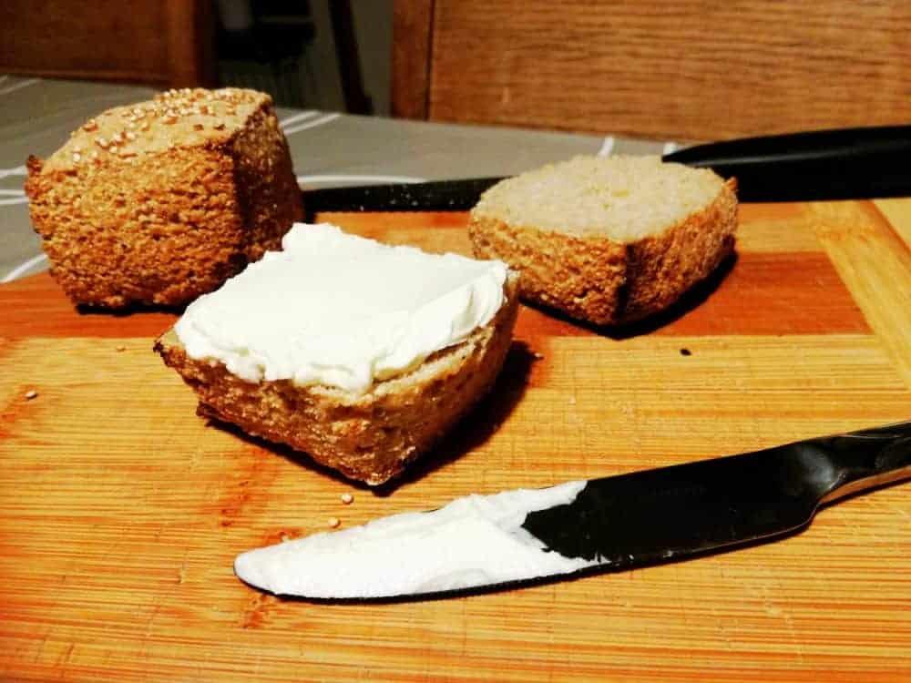 Glutenfri Quinoa Boller med kardemomme
