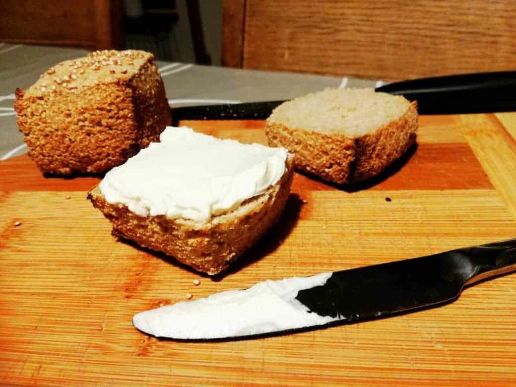 Glutenfri quinoaboller