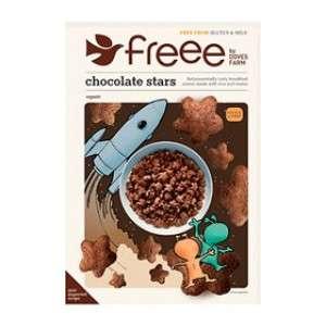 Chokoladestjerner fra doves