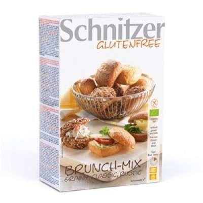 Glutenfri rundstykker til morgenmad