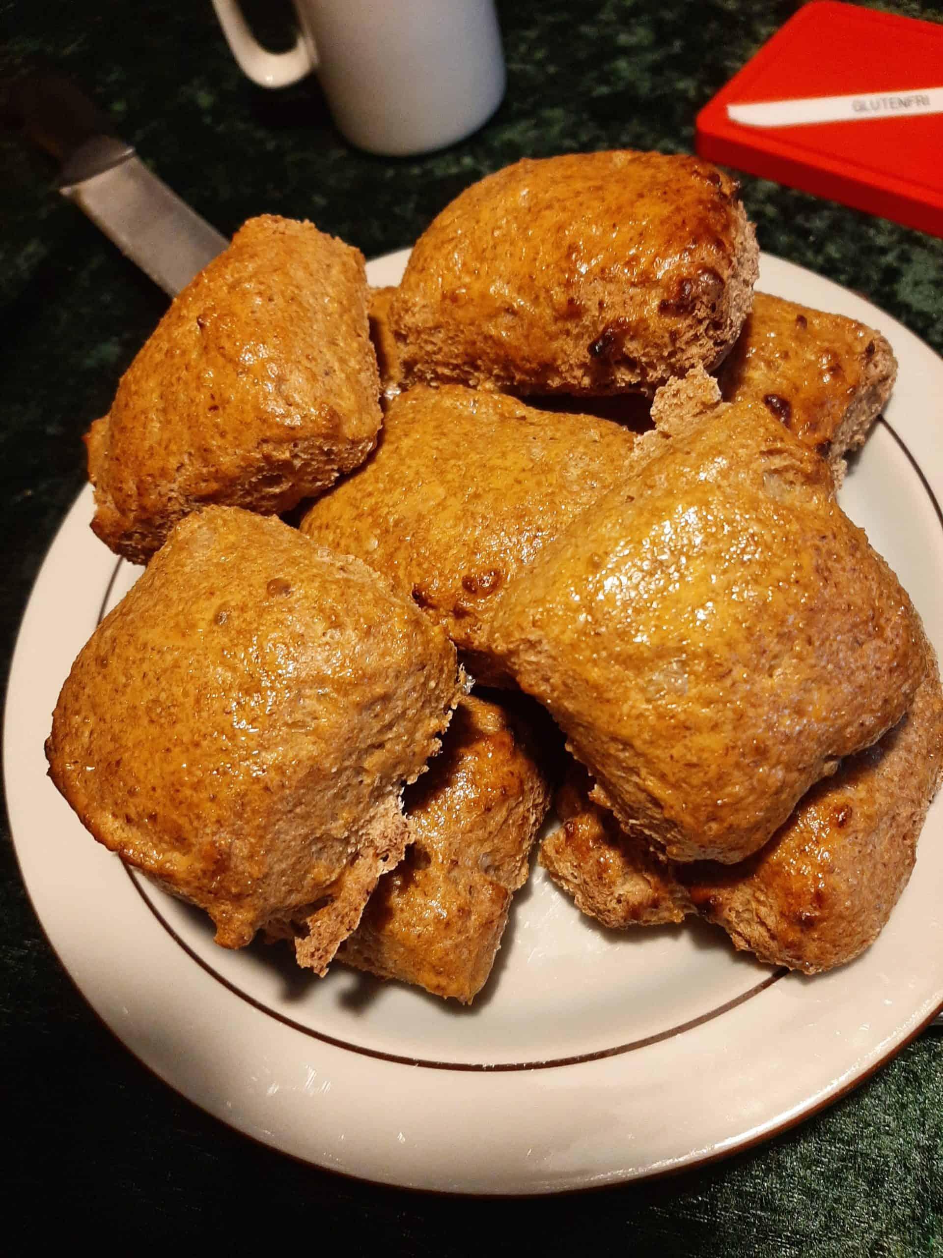 Glutenfri Havreboller