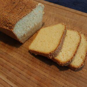Nulglutens glutenfri toastbrød