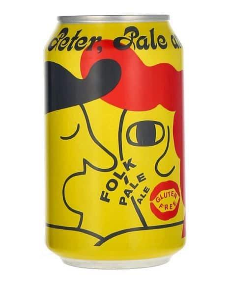 Glutenfri øl en Pale Ale